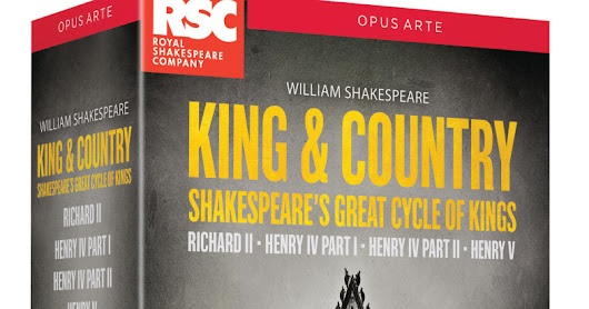 The Stage competition: You can win the RSC's King and Country DVD boxset