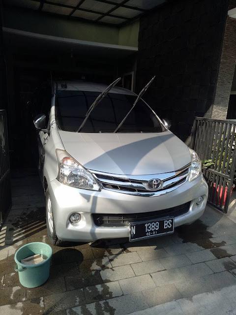 Toyota Avanza G tahun 2014 bekas