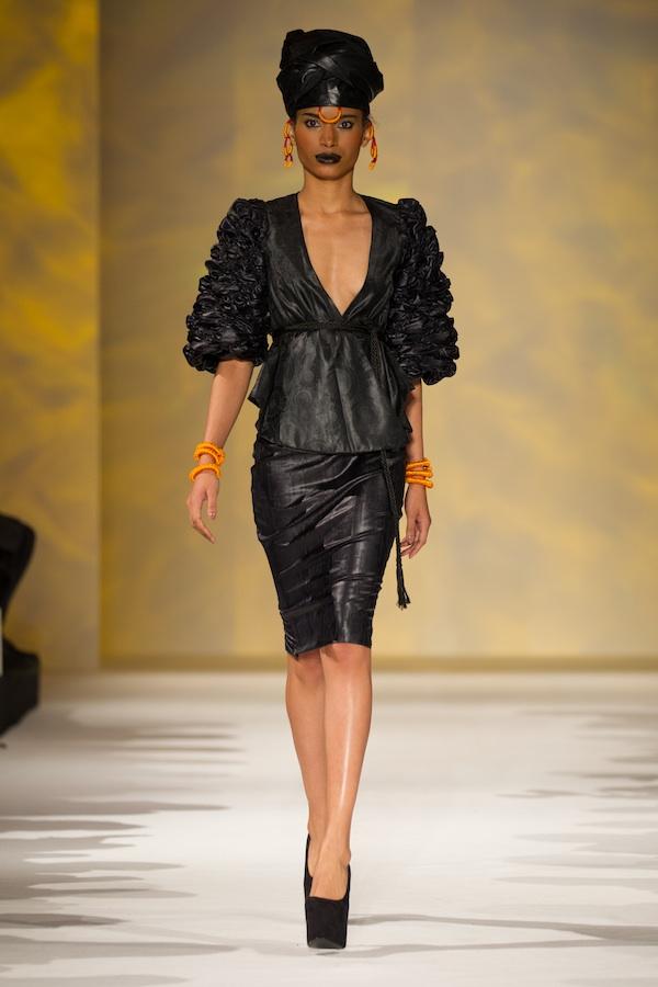 BLACK FASHION WEEK PARIS 2012: ADAMA PARIS