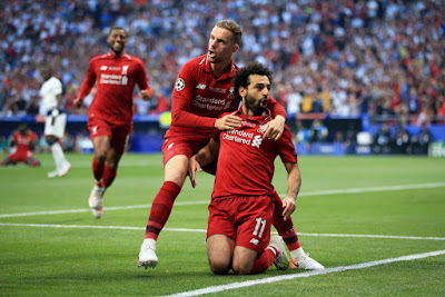 Liverpool campeón Uefa champions league 2019