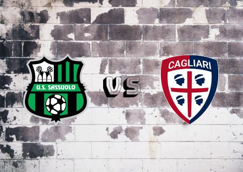Sassuolo vs Cagliari  Resumen