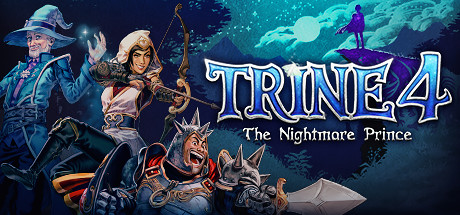 Trine 4 The Nightmare Prince - Co-op Multiplayer