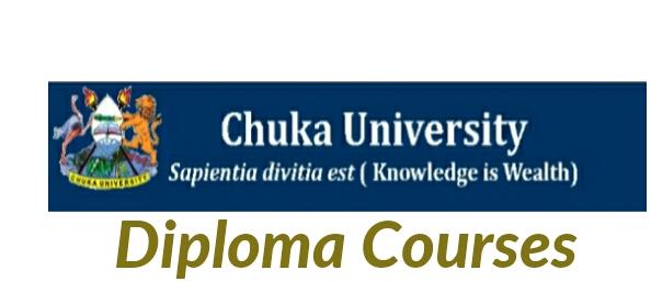 Chuka university diploma courses fees