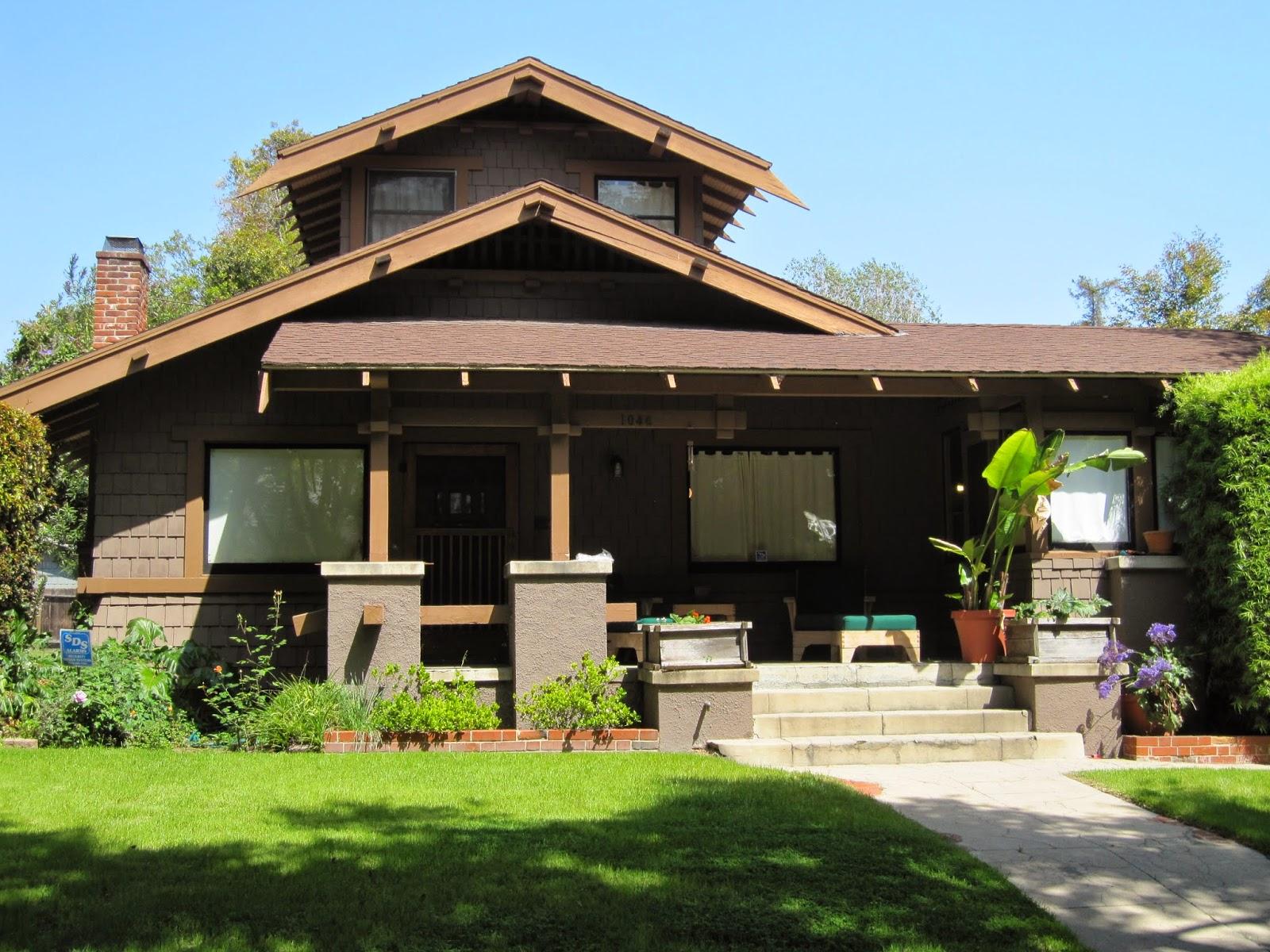 L A Places Bungalow Heaven: Pasadena Is A Bungalow Heaven