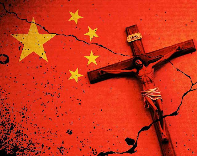 Lágrimas de dor e admiração pelos católicos perseguidos na China
