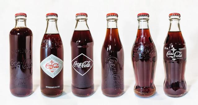 Sejarah Botol Coca-cola