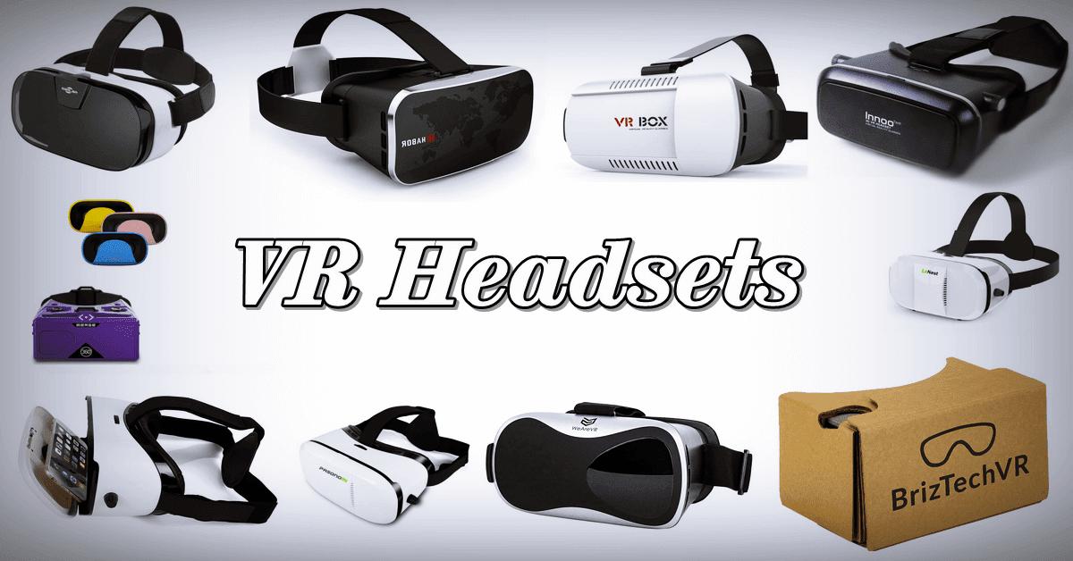 أفضل نظارات الواقع الافتراضي 2020 وأسعار الشراء