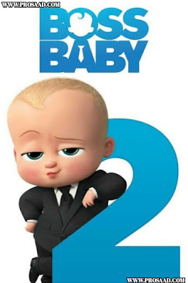 The Boss Baby Part 2 - Family Business Full Movie