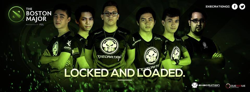 Execration joins The Boston Major 2016