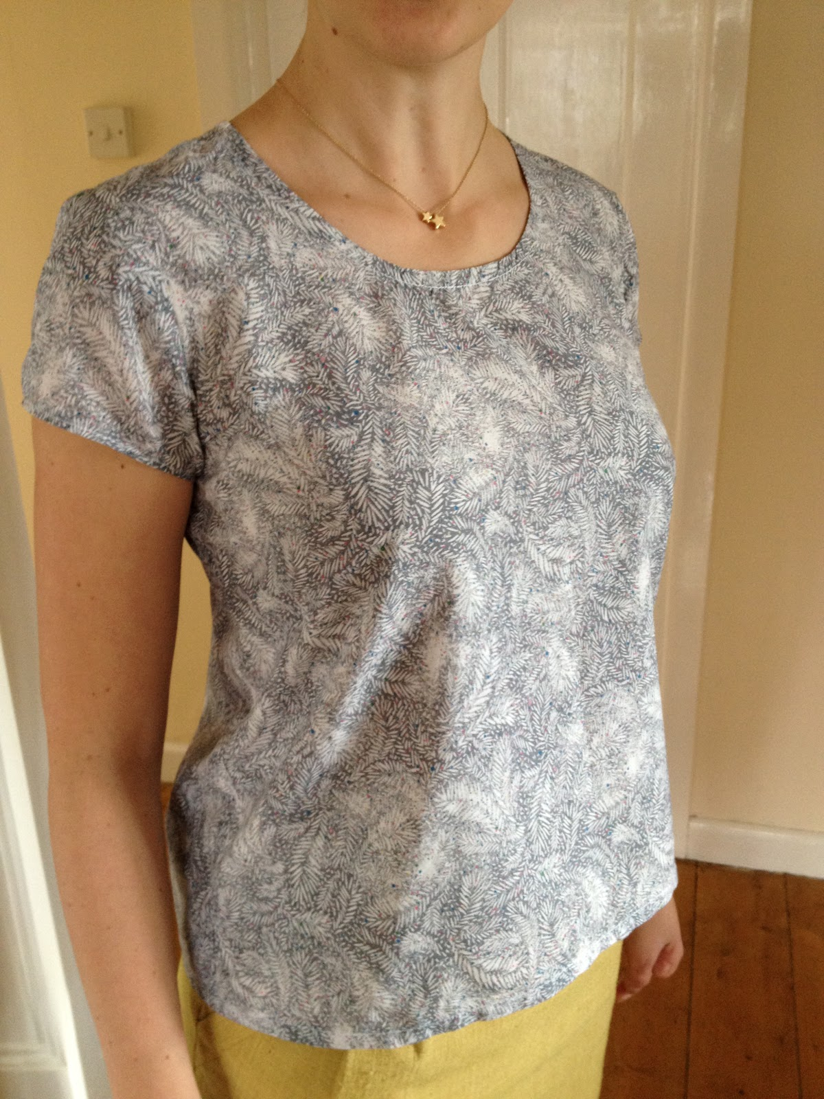Diary of a Chain Stitcher : Finished Project - Grainline