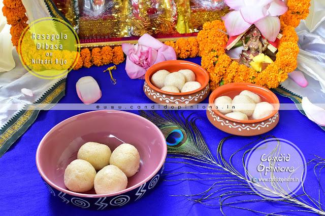 Niladri Bije and Rasagola Dibasa