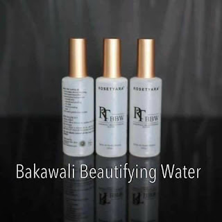 ROSETYARA BAKAWALI BEAUTIFYING WATER