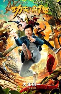 Download Film Kung Fu Yoga (2017) HDTS Subtitle Indonesia