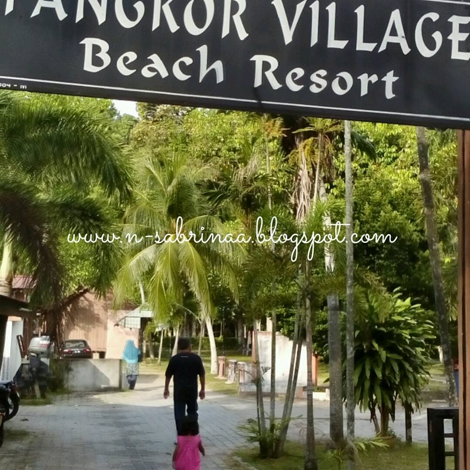 pengalaman bercuti di pulau pangkor
