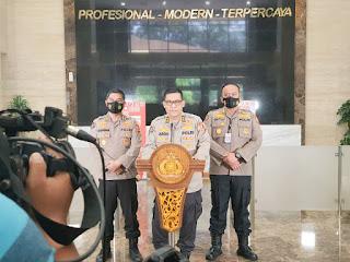 Bareskrim Selesaikan Berkas Petinggi KAMI di Jakarta dan Medan Terkait Demo Tolak Omnibus Law