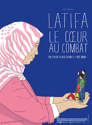 Latifa, le cœur au combat streaming VF film complet (HD)