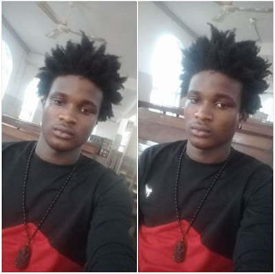 UNBELIEVABLE!! Popular Blogger Alexander Orah (Nze Nkpor) Breaks His Atheistism Vows As He Attends A  Church