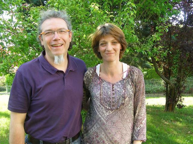 Damien et Myriam Muller