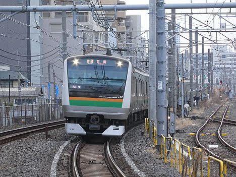 【ダイヤ改正で残存!】高崎・両毛線表示の前橋行きE233系