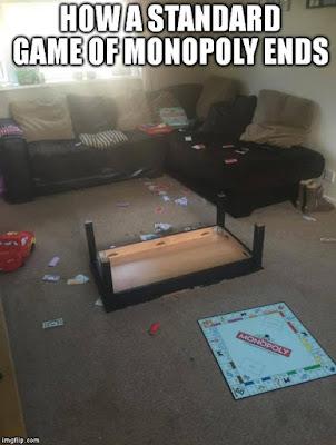 Familienspieleabend Streit Spaßbilder mit Text