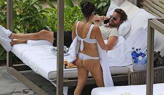 Kourtney Kardashian Goes On Holiday With Ex & Their Kids 7