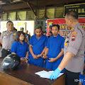 Tiga Orang Diringkus Polisi, Aniaya Karyawan Zona Karaoke Hingga Mulutnya Sobek
