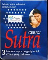 Hot Promo Kondom Sutra Gerigi (Isi 3)