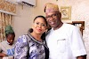 See Prince Dapo Adebajo & His Beautiful Wife At His 60th Birthday Party In LAGOS