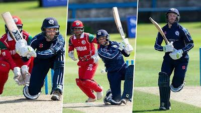 Scotland Tri-Series 2019 PNG vs SCO 5th ODI Match Cricket Win Tips