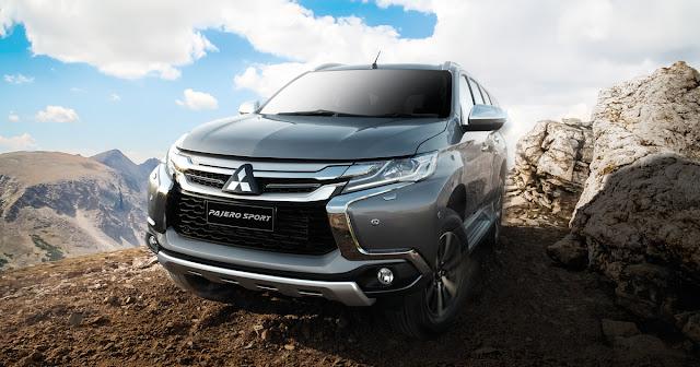 Harga Mobil New Mitsubishi Pajero Sport 2017