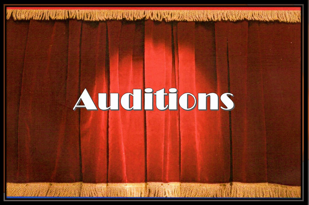 New Jersey Footlights: Auditions: THE GAME'S AFOOT, or
