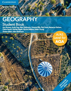 AQA 'A' Level Book now out