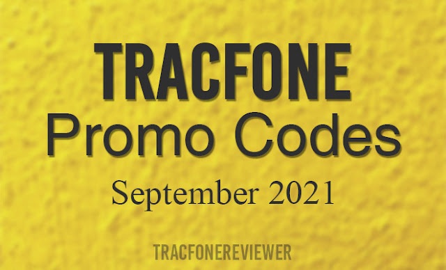 Tracfone Promo Codes September