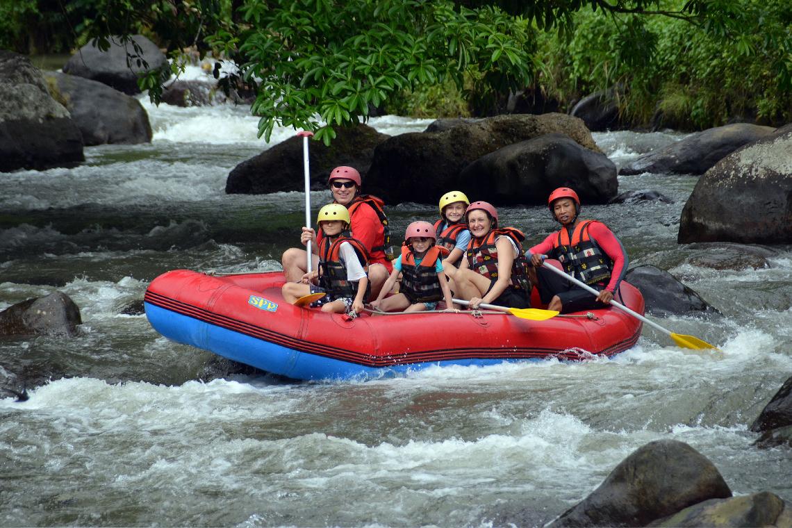 Ayung Rafting | Bali Rafting Tour | Sunia Bali Tour