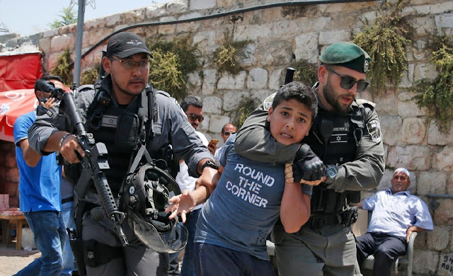 Palestine kids 23