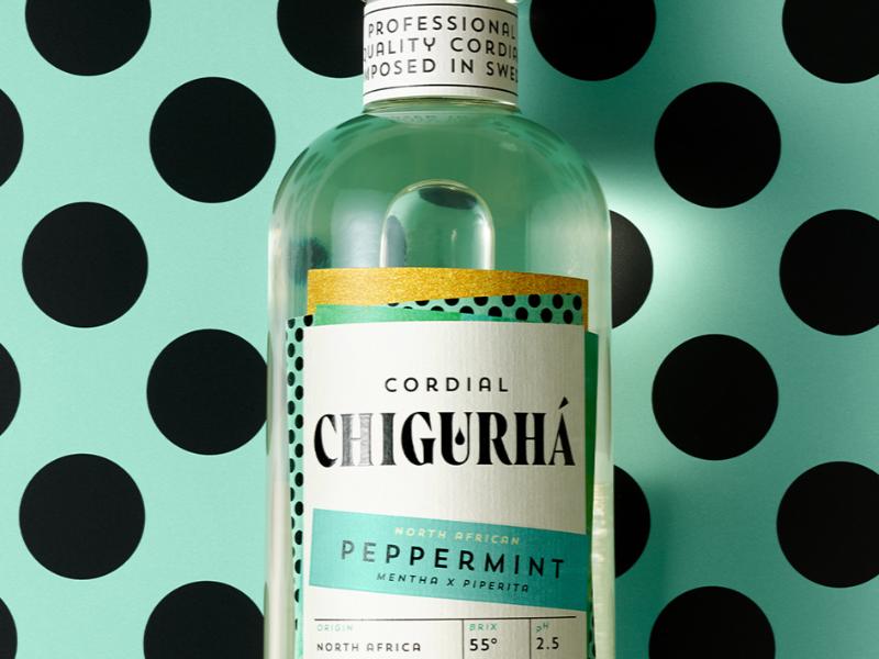 Chigurhá – Carefully crafted cordials