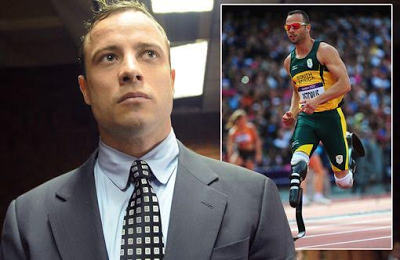 Oscar Pistorius secretly freed to attend his granny's memorial service