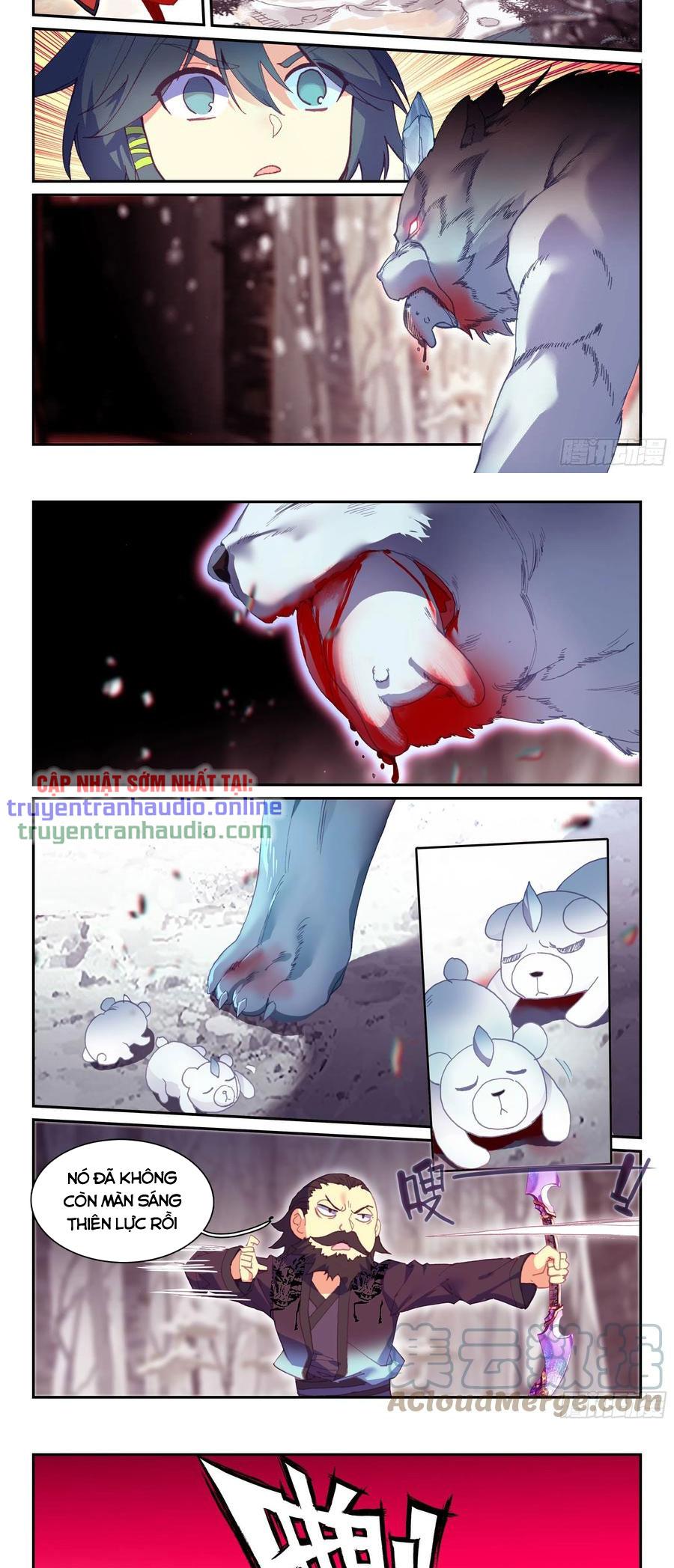 Thiên Châu Biến Chương 60 - Vcomic.net