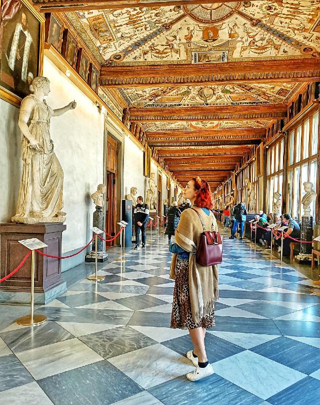 Gallerie degli Uffizi, Florence best sights