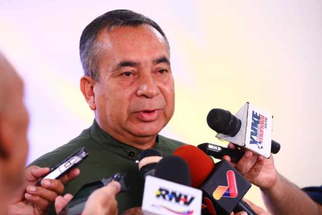 Gobernador Justo Noguera, anunció el cierre de el municipio El Callao.
