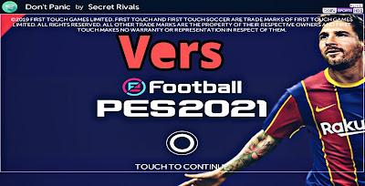 تحميل لعبة FTS 2021 بمود PES 2021 للأندرويد أوفلاين بدون نت