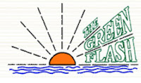 The Green Flash restaurant on Captiva Island, Florida is a waterfront seafood restaurant