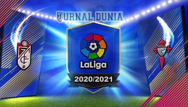 Prediksi Granada vs Celta Vigo , Senin 01 Febuary 2021 Pukul 00:30 WIB @ beIN Sports