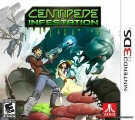 Centipede Infestation