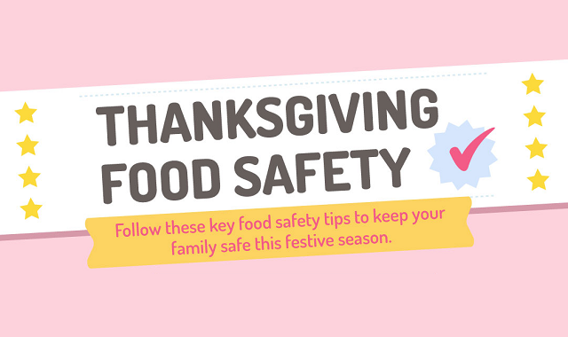 Celebrate Thanksgiving Day with your friends and families safely