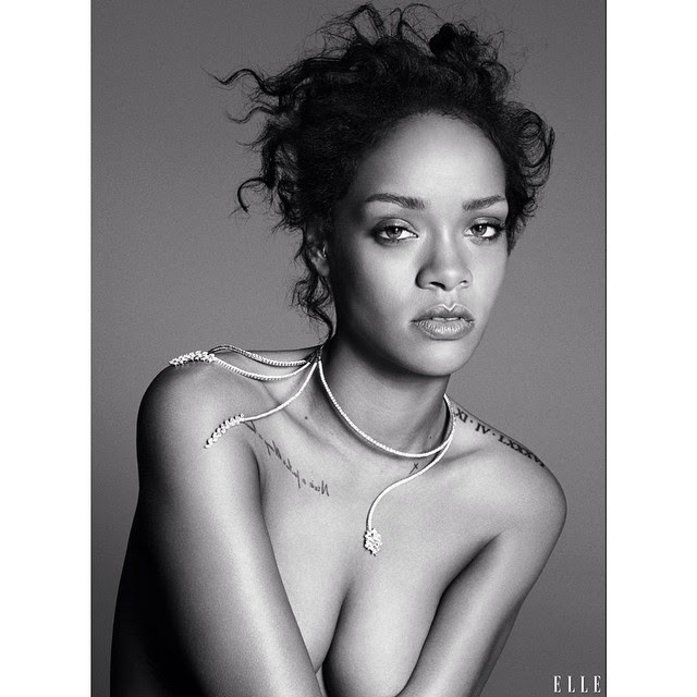 DRAGON: Rihanna / Instagram