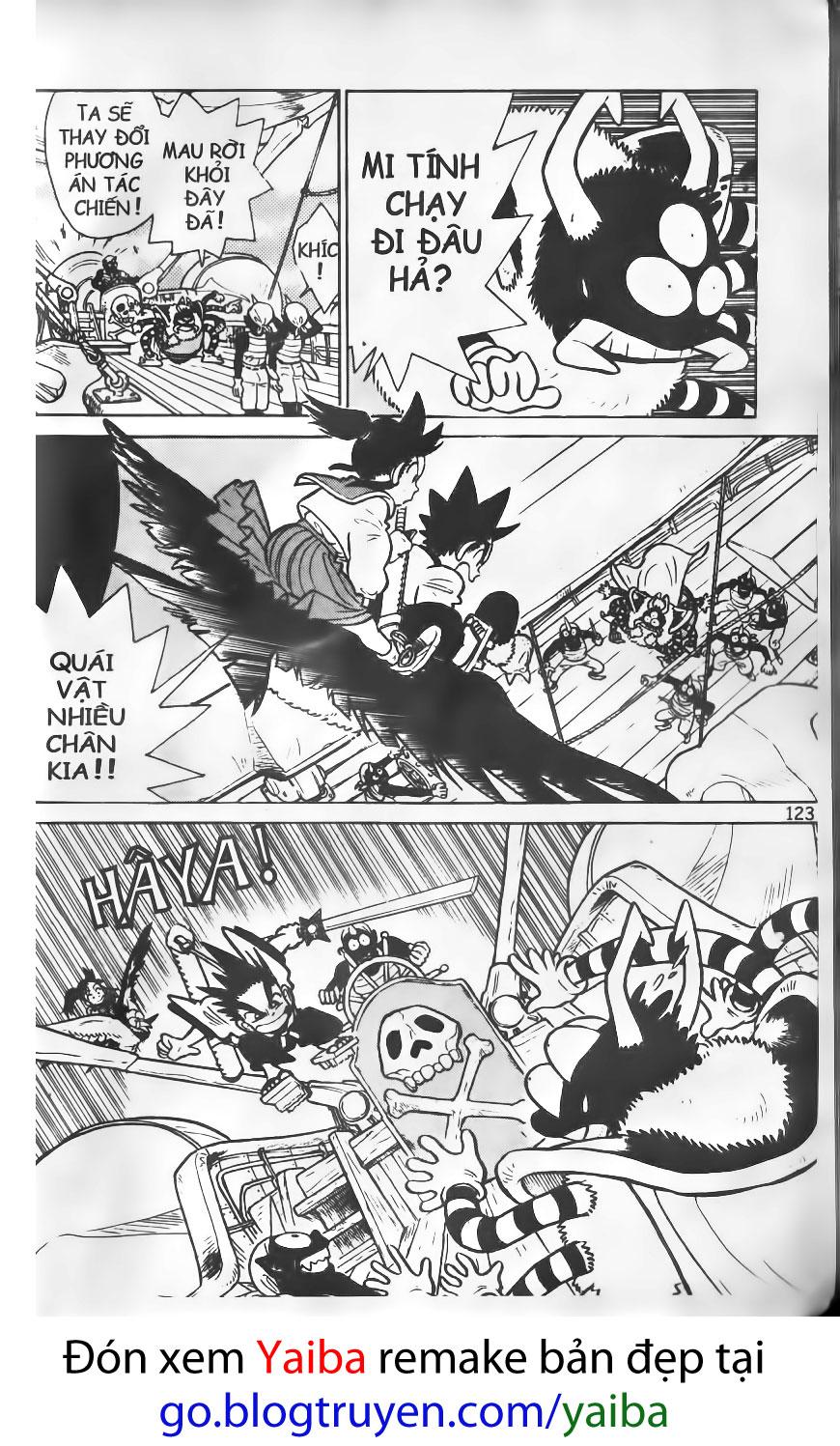 Yaiba chap 26 trang 12
