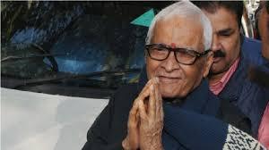 बिहार के पूर्व मुख्यमंत्री डॉक्टर जगन्नाथ मिश्र का निधन