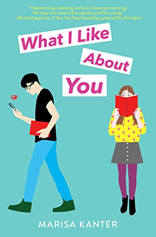 What I Like About You by Marisa Kanter pdf