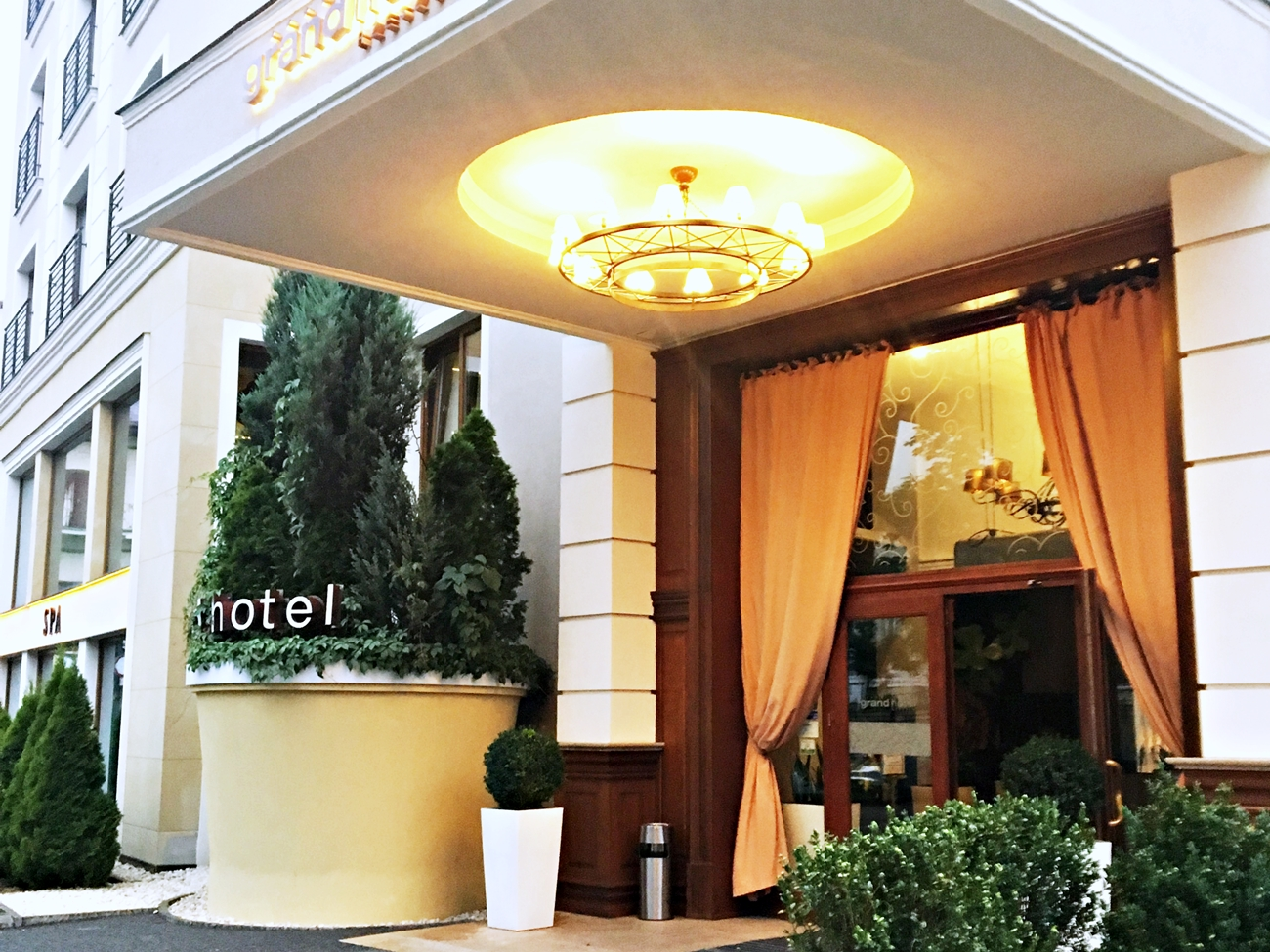 opinie o Grand Hotel Boutique